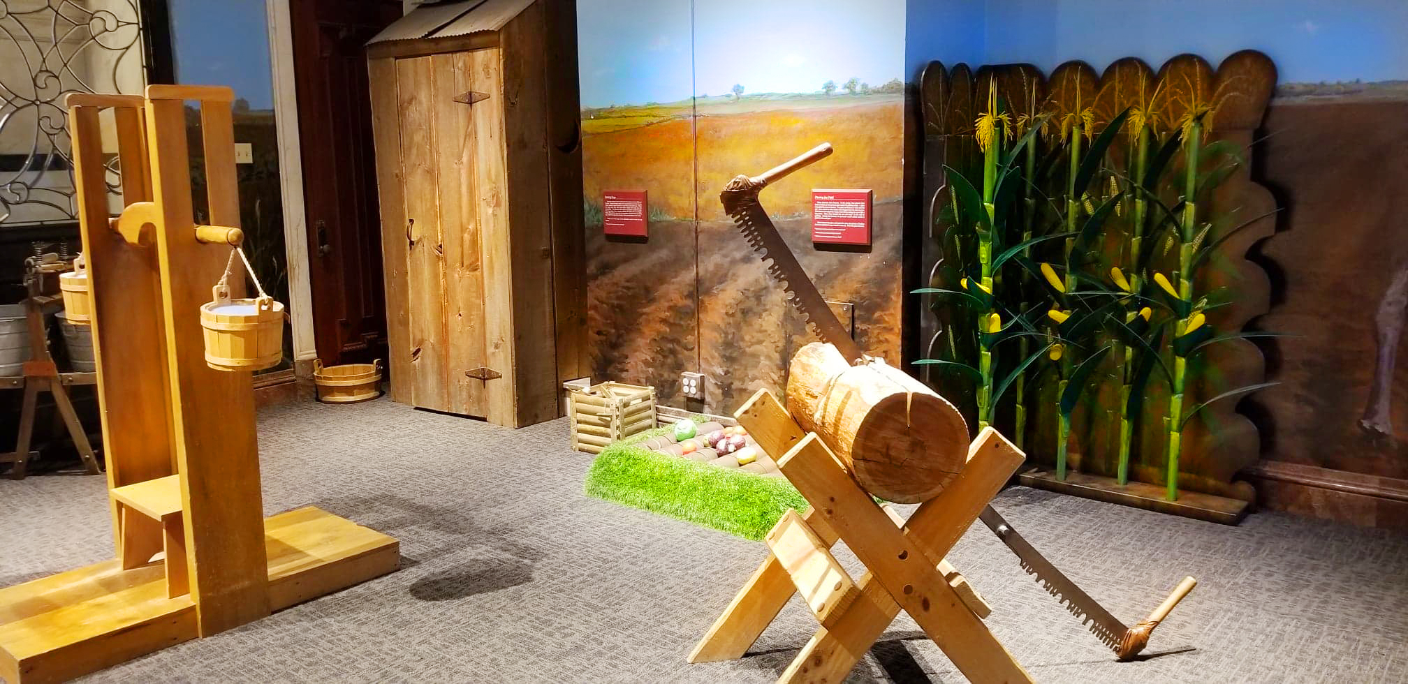 Pioneer Discovery Room