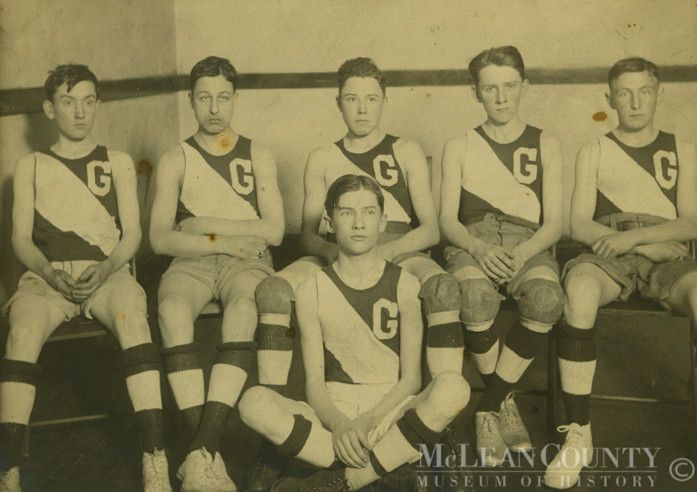 Photo of the Week, 49: Church League Hoops, ca. 1916