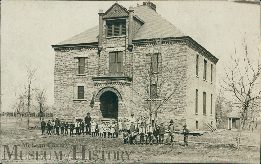 Anchor school, 1900.