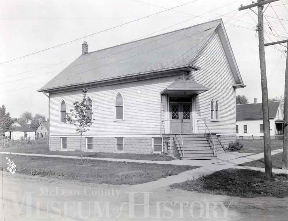 Old Mennonite Church, undated.