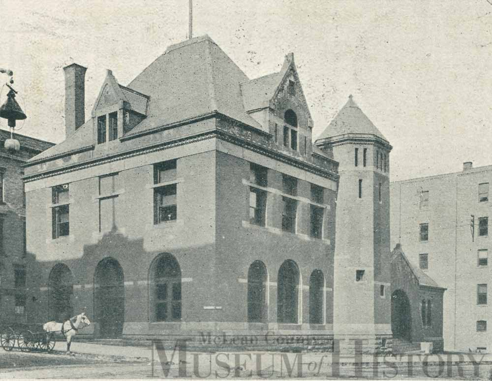 Old post office building, undated