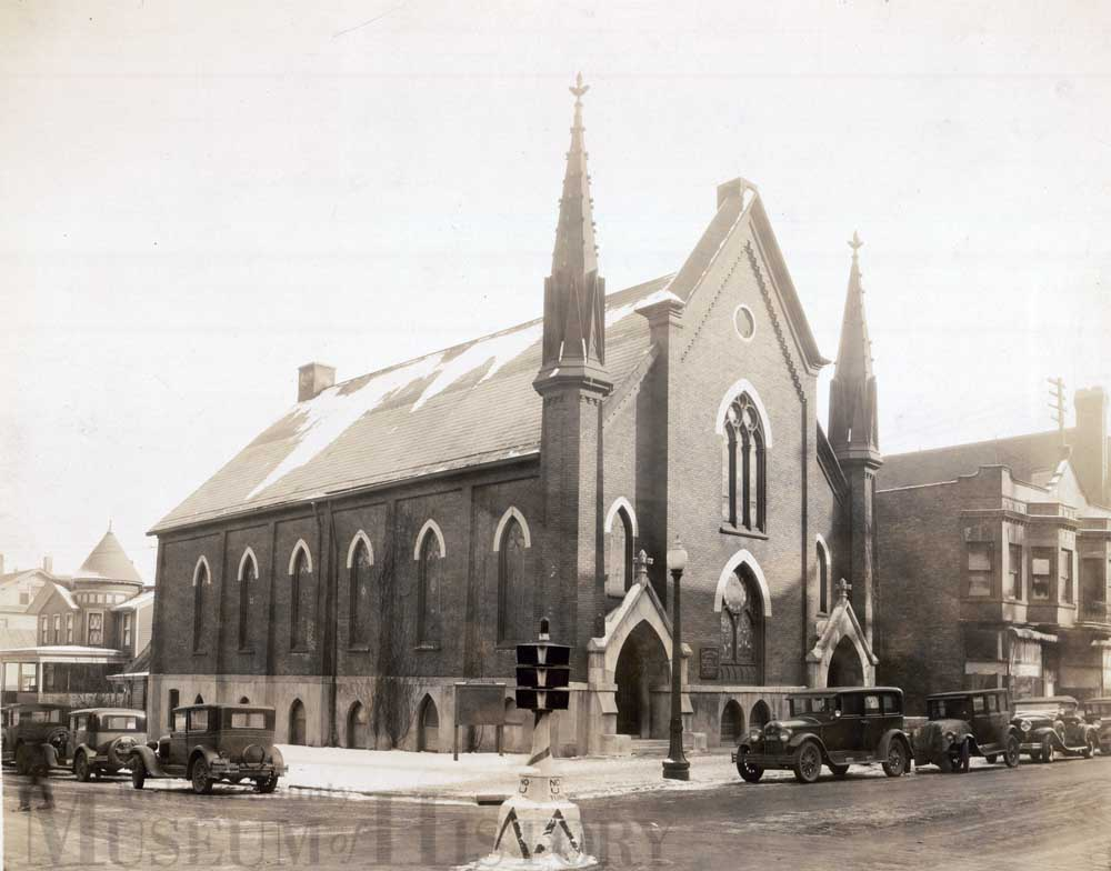 Unitarian Church, undated.