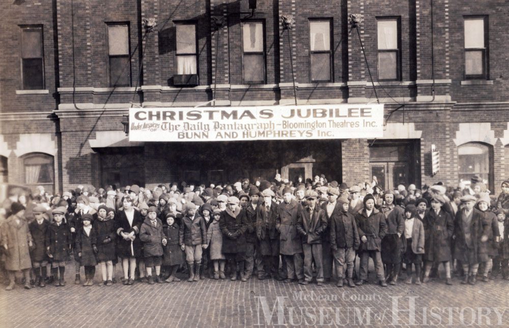 Livingston's Christmas, 1950s.