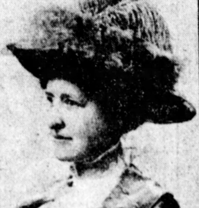 Annie May Christian (1866 -1941)