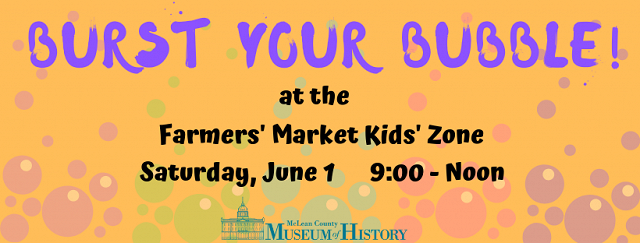 Museum at the Market: Burst Your Bubble!