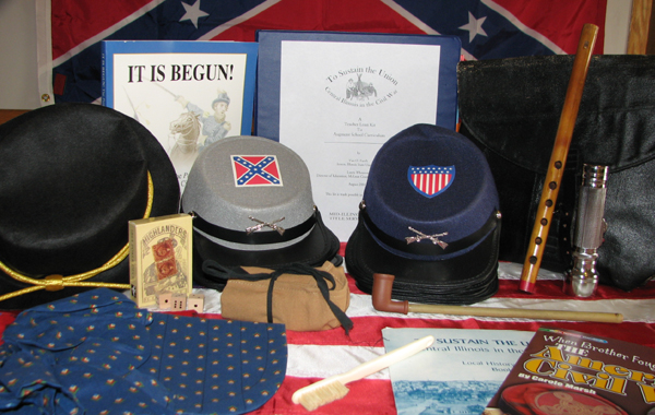 To Sustain the Union Loan Kit Image
