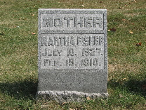 Martha Fisher Dillon