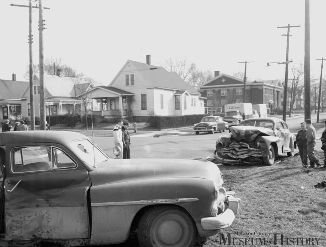 Fender Bender and Then Some, 1958