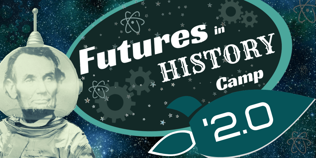 Futures in History Camp Logo
