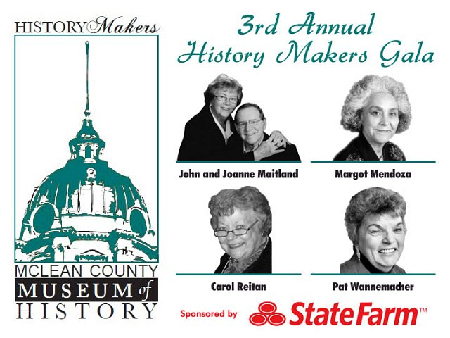 3rd Annual  History Makers Gala