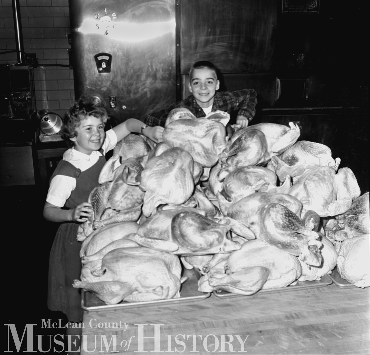 Photo of the Week, 92: Thanksgiving at ISSCS, 1962