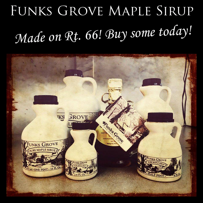 Funks Grove Maple Sirup