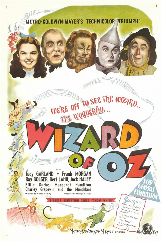 Movies Under the Dome: The Wizard of Oz
