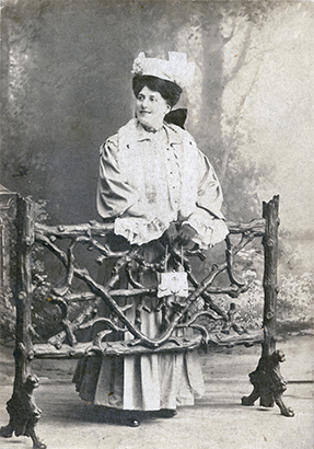 Emily Noble, Germany 1908