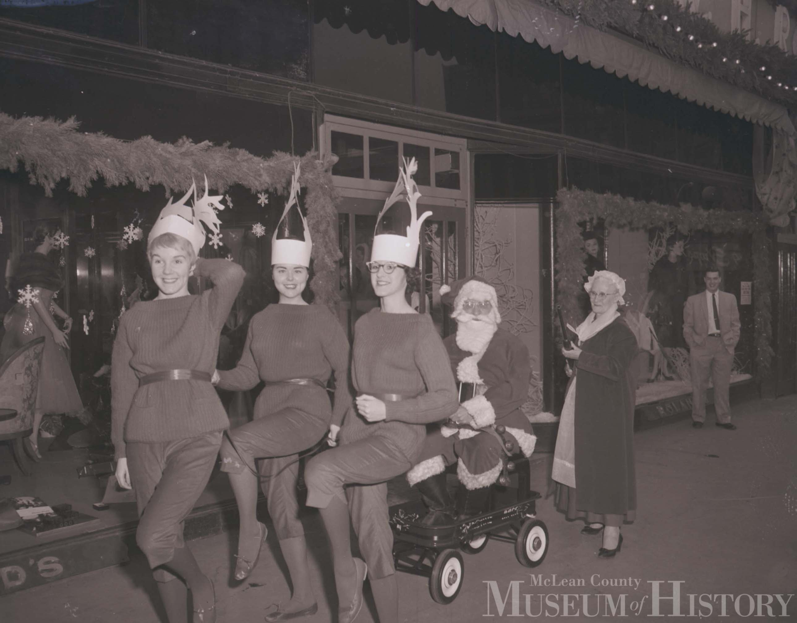 Roland's Christmas Party, 1958