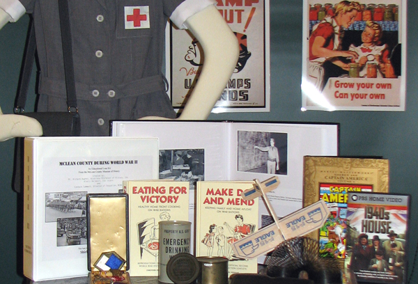 WWII Loan Kit Image